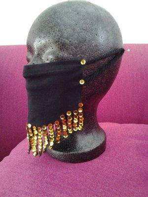 Bijoux pour la tête noir-doré