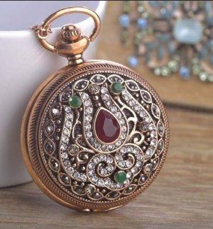 orientalische Taschenuhr Damen Neu