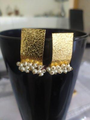 Zarcillo color oro
