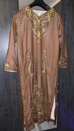 Caftan doré-bronze