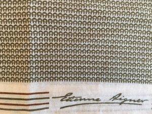 Orig. Aigner Monogramm Tuch Halstuch Schal