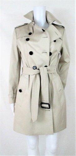 Burberry Trenchcoat beige clair-noir coton