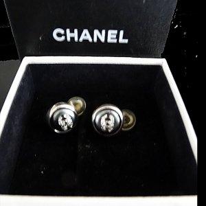 Chanel Oorclips goud