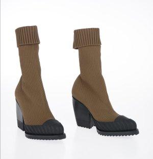 orig. CHLOE Blogger Sock Boots Rylee Strick Stiefel Stiefeletten  38
