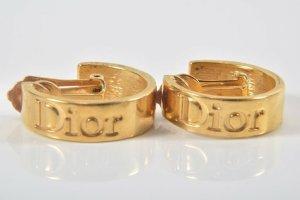 Dior Orecchino a clip oro