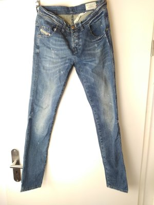 orig. DIESEL Staffy Slim Boyfriend Jeans, mega Wash W 27