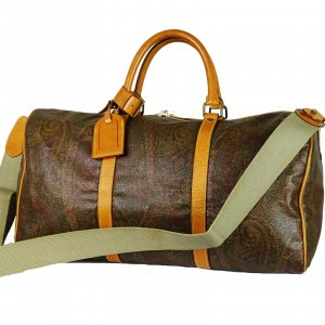 Etro Travel Bag brown