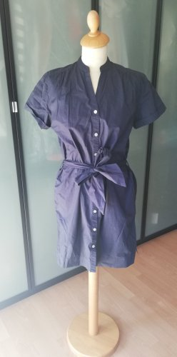 Orig Flip Flop NEU Blusenkleid Kleid XS S dunkelblau Flipflop