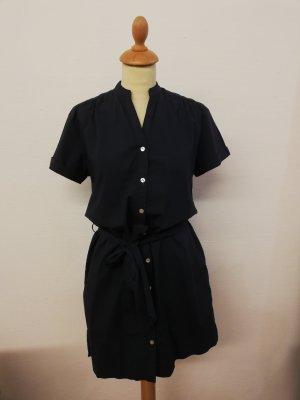 Orig Flip Flop NEU Hemdblusenkleid Kleid XS S dunkelblau Blusenkleid