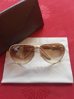 Orig. GUCCI Sonnenbrille weiß