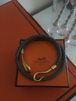 Orig. Hermes Jumbo Hook Wrap Armband/Chocker