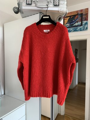 Orig ISABEL MARANT Jumper Pullover oversize Pulli Blogger wNeu S NP295€ Grobstrick Shana