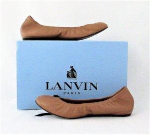 Orig. Lanvin Ballerinas/Ziegenleder/Gr. 36