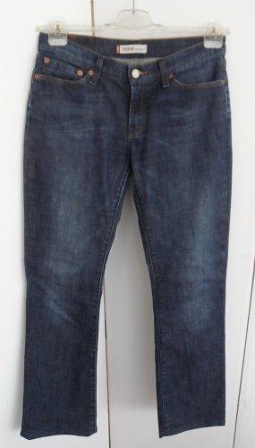 orig. Levi`s 10529 Bootcut Jeans W30 L32 nur 1x getragen