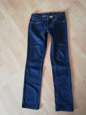 Orig. Levi's Revel Jeans W 28 L 28 ich wir neu dunkelblau