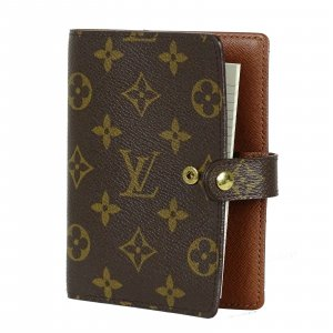 Orig Louis Vuitton AGENDA FONCTIONNEL PM TIMER NOTIZEN MONOGRAM / GUTER Zustand