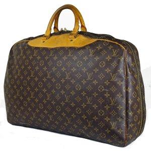 Louis Vuitton Borsa da viaggio marrone