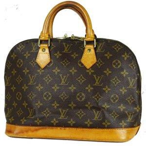 ORIG. LOUIS VUITTON ALMA MONOGRAM CANVAS Handtasche Bag Klassiker / GUTER ZUSTAND