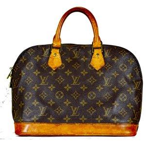 Orig Louis Vuitton Alma Monogram Canvas Handtzasche Bag Klassiker / GUTER ZUSTAND