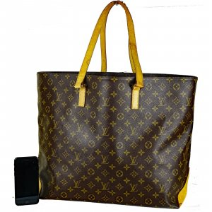 ORIG. LOUIS VUITTON CABAS ALTO XXL-SHOPPER  55 cm MONOGRAM CANVAS SHOPPING / GUTER ZUSTAND