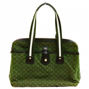 Louis Vuitton Shoulder Bag dark green