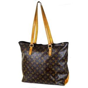 Louis Vuitton Borsa shopper marrone