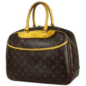 ORIG LOUIS VUITTON DEAUVILLE BOWLING VANITYl Handtasche / GUTER ZUSTAND