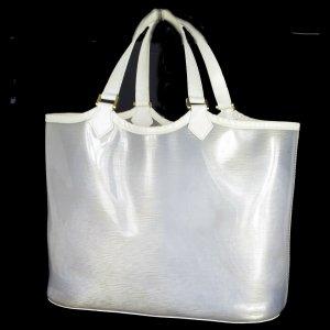 Orig Louis Vuitton Epi Plage Lagoon GM Beach Strand-Tasche vinyl Leder / SEHR GUTER ZUSTAND