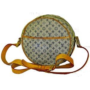 Louis Vuitton Sac bandoulière gris brun