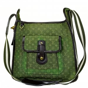 ORIG. LOUIS VUITTON MARY KATE MESSENGER BAG SCHULTERTASCHE MONOGRAM MINILIN /GUT