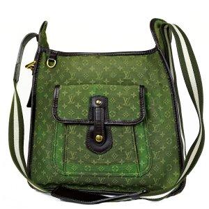 Louis Vuitton Crossbody bag steel blue