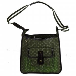 ORIG. LOUIS VUITTON MARY KATE MESSENGER MONOGRAM MINILIN / GUTER ZUSTAND