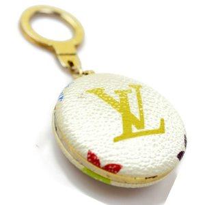 Louis Vuitton Portachiavi bianco