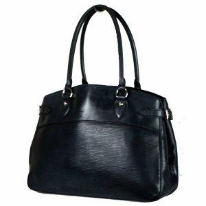 Louis Vuitton Frame Bag black leather