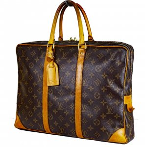 Louis Vuitton Briefcase brown