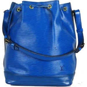 Louis Vuitton Bolso tipo marsupio azul oscuro Cuero