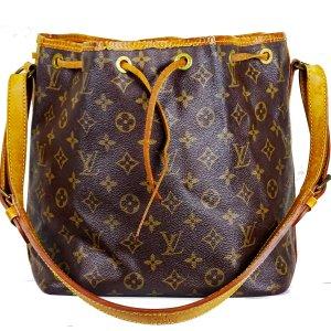Louis Vuitton Pouch Bag brown