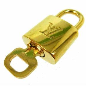 Orig Louis Vuitton Schloss No.320 Lock Padlock Cadena Speedy Alma Keepall Sirius / SEHR GUTER ZUSTAND