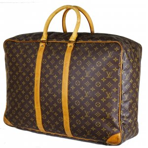 Louis Vuitton Suitcase brown