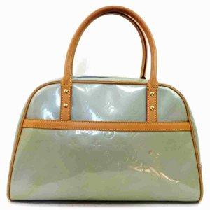 ORIG. LOUIS VUITTON TOMPKINS SQUARE VERNIS LACKLEDER Handtasche GROSS / GUTER ZUSTAND