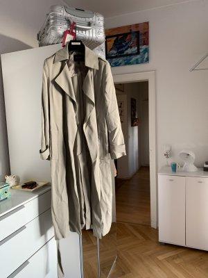 Orig MASSIMO DUTTI Trenchcoat Mantel Jacke 36 S Neu beige edited 179€