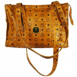 MCM Shopper light brown