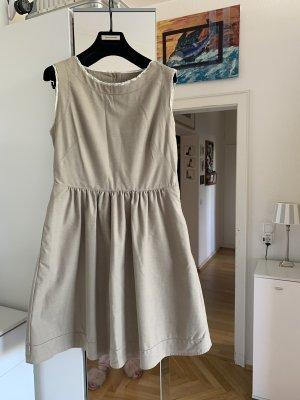 Orig PAUL & JOE Kleid Trachtenkleid khaki Tüll Dirndl Mini Neu 36 38 NP 329€