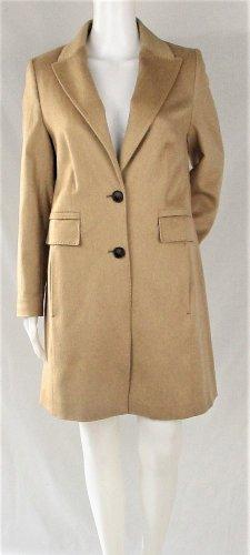 Orig. René Lezard Baby-Kamelhaar Mantel/Camel beige/ weiche & leichte Qualität/NEU mit Etikett!