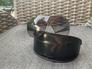 Orig. Salvatore Ferragamo Sonnenbrille, schwarz