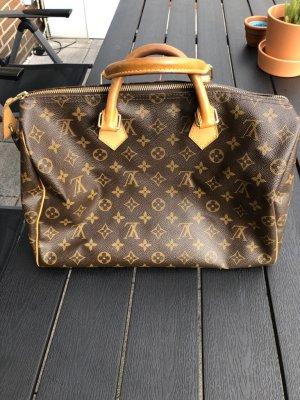 Louis Vuitton Carry Bag brown-beige