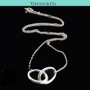 Tiffany&Co Catena d'argento argento