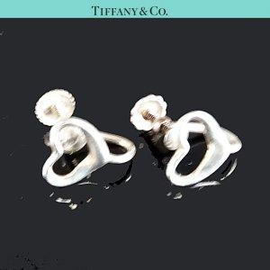 Tiffany&Co Kolczyk ze sztyftem srebrny