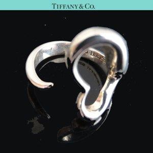 Tiffany&Co Anillo de plata color plata plata verdadero