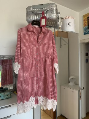 valerie khalfon paris Vestido tipo blusón multicolor Algodón
